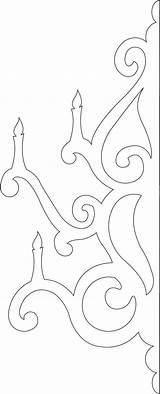 Chandelier Template Cardboard Paper Candelabra Weihnachten Vorlagen Schablonen Basteln Templates Stencil Stencils Verob Crafts Centerblog Chandeliers Kirigami Printable Talewool Cut sketch template