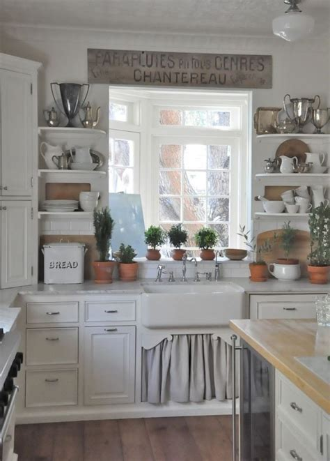 farmhouse style kitchen sink farmhouse sink style home decorating trends homedit