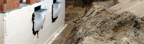 weiße wanne abdichtung kellerbau mit wei 223 er wanne mit wasserundurchl 228 ssigem beton