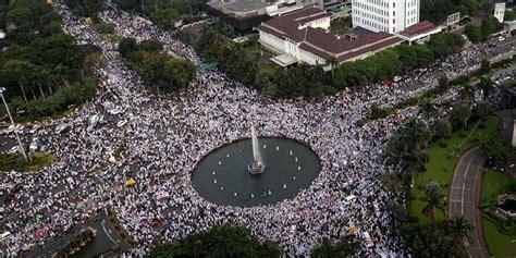 pemerintah klaim demo ahok tak bikin wna kabur dari indonesia