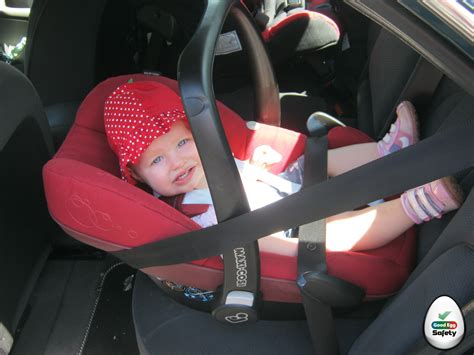 When Is The Infant Car Seat Outgrown?