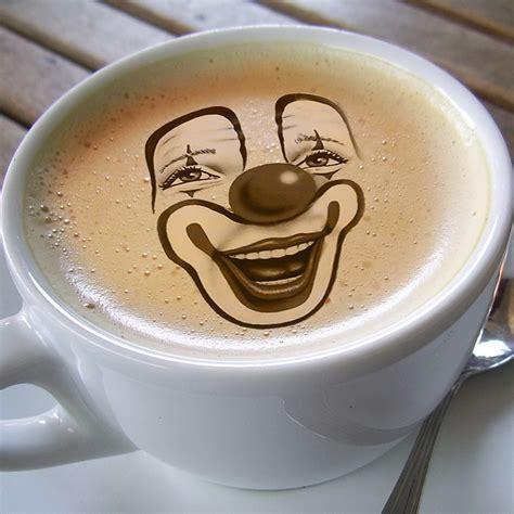 bilder tasse kaffee tasse kaffee clown 183 kostenloses bild auf pixabay