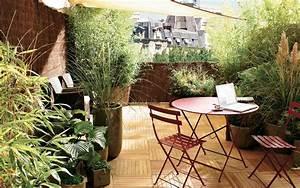 Tonnelle Pour Balcon : am nager sa terrasse 26 id es et astuces une ~ Premium-room.com Idées de Décoration