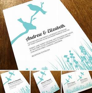 printable wedding stationery at empapers us39 With average cost of printing wedding invitations