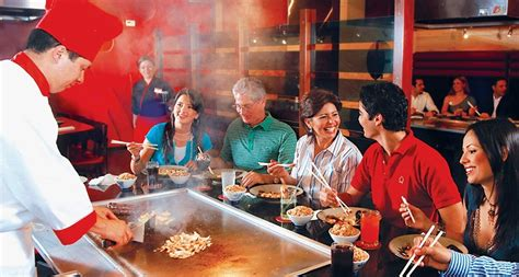 We Spoke With the Man Who Ate at Benihana 579 Times Last ...