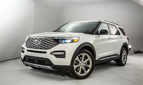 ford explorer  row interior release date