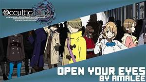 【Occultic;Nine】Ending「Open Your Eyes」(English Cover by ...