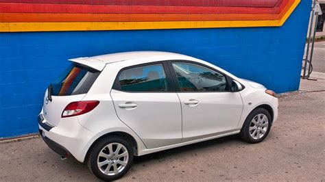 2013 Mazda 2 Touring Review Notes
