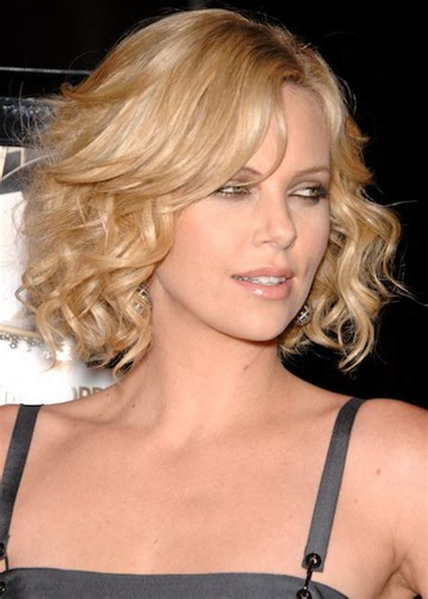 easy short curly hairstyles
