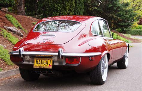 coolest jaguar e jaguar e type series iii