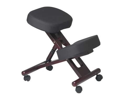 ergonomic kneeling desk chair ergonomic kneeling chair plans
