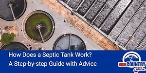 How Does A Septic Tank Work  A Step