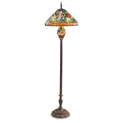 Castlecreek® Rose Doublelit Tiffanystyle Floor Lamp. Tropical Home Decor. Metal Gear Wall Clock. Kitchen Remodel. Southeastern Salvage Chattanooga