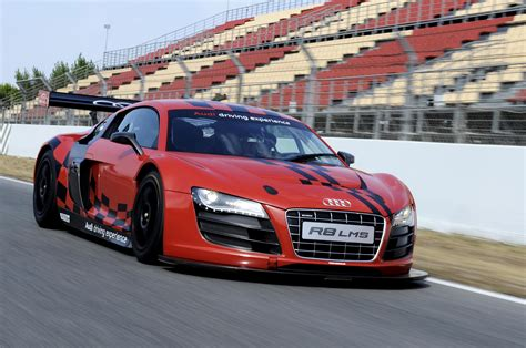 Audi Announces R8 Dtm Race Car Rental Program