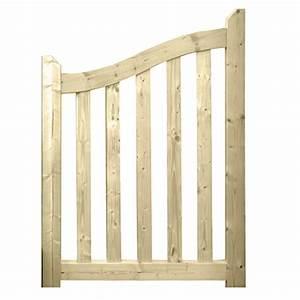 Gartentüren Aus Holz : gartent r aus holz brugge l1 x h1 30 m oogarden deutschland ~ Michelbontemps.com Haus und Dekorationen