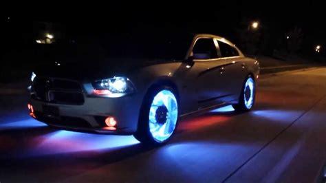 Crazy LED rim kit - YouTube