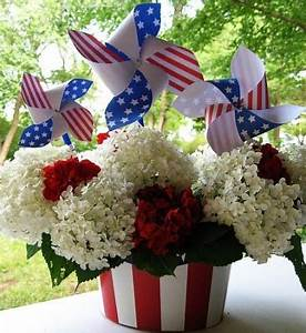 1000 images about Patriotic Floral Arrangements on