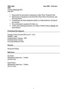 millwright resume sle cover letter millwright resume sle http resumesdesign millwright resume sle free resume