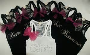 bridesmaids t shirts a gift with personality and message thanking the bridesmaids with personalized t shirts