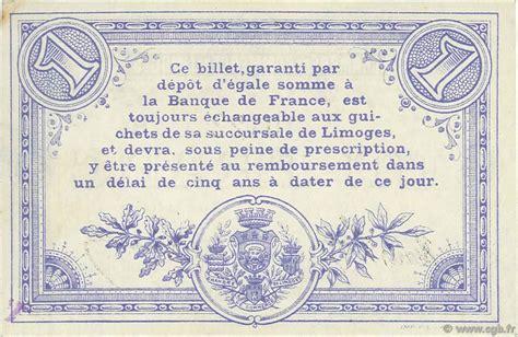 chambre de commerce de limoges 1 franc régionalisme et divers limoges 1914 jp 073