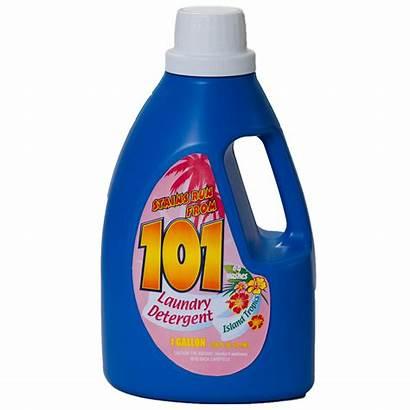 Laundry Detergent Background Brands Island Transparent 128oz