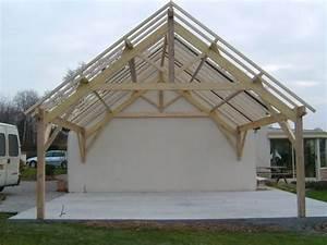 Bois De Charpente Point P : plan charpente garage gratuit ~ Dailycaller-alerts.com Idées de Décoration