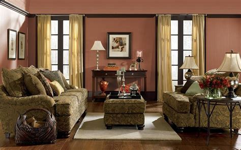 some professional design ideas for living room with a sofa and in different colors interior