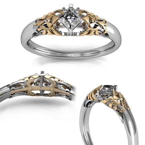 18 Of The Most Geeky Wedding Rings  Linked For Life  Guff. Triangle Shaped Wedding Rings. Jade Engagement Rings. Elk Antler Wedding Rings. Pear Shape Wedding Rings. Floral Rings. Mcwhinney Wedding Rings. Loop Rings. S Color Wedding Rings