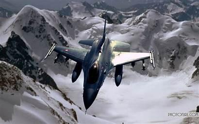 Fighter Jet Desktop Military Aircraft Airplane Computer