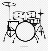 Drum Drums Clipart Drawing Coloring Bateria Baterias Batteria Pinclipart Clip Desenho Transparent Noun Colorir Drumset Graphic Tamburi Drumkit Strumenti Colorear sketch template