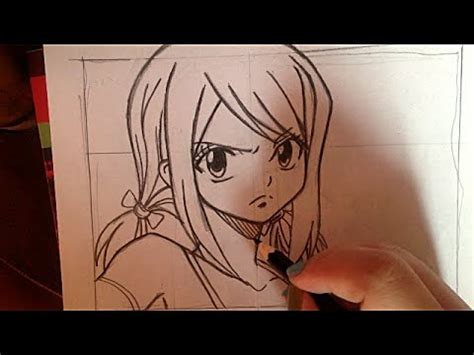 Anime Wallpaper Easy To Draw by How To Draw Heartfilia From Anime Step By