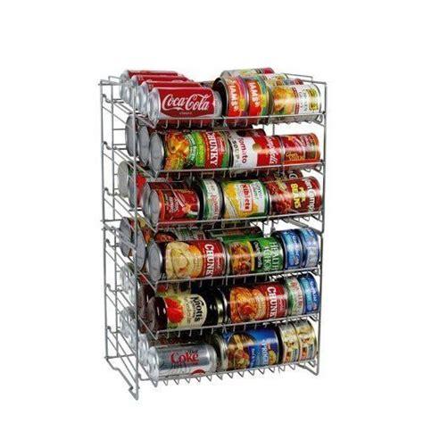 New Can Rack Kitchen Organizer Shelf Storage Food Pantry
