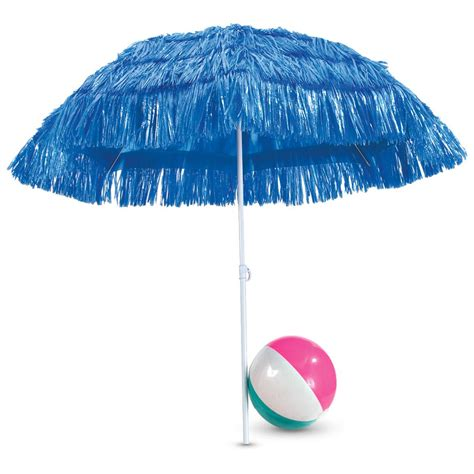 6 color tiki umbrella 156285 patio umbrellas at
