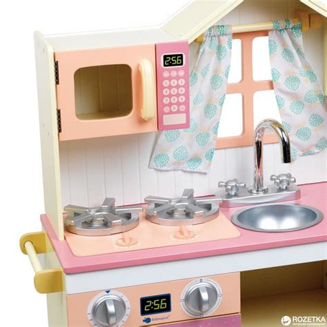 kidkraft modern country kitchen 53222 rozetka ua детская кухня kidkraft modern country kitchen 7631