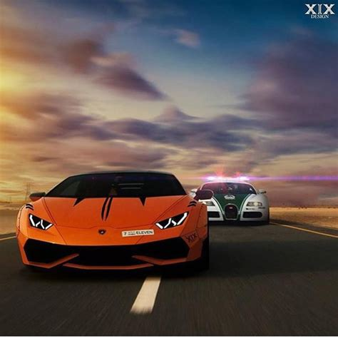 """dubai Police Bugatti Chasing"