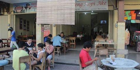kedai kopi  belitung  bisa jadi tempat nongkrong