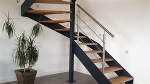 Escalier Sur Mesure Prix : escalier sur mesure lapeyre ~ Edinachiropracticcenter.com Idées de Décoration
