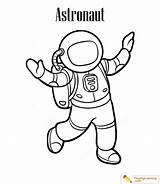 Astronaut Coloring Exploration Space Atividades Espaciais Spaceship Sheet Playinglearning sketch template