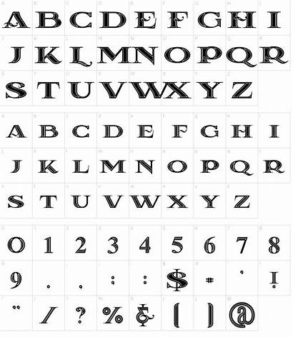 Font Lacoste Fonts Characters Map