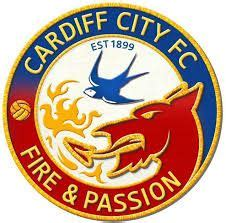 Pin på SBC - Cardiff City FC Blue Birds