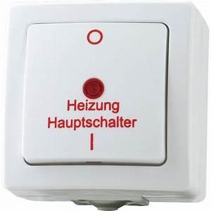 Kopp Online Shop : kopp heizungs notschalter 565302003 im conrad online shop 552270 ~ Buech-reservation.com Haus und Dekorationen