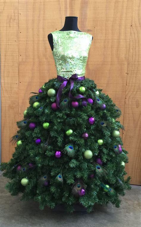 ideas  christmas tree dress  pinterest