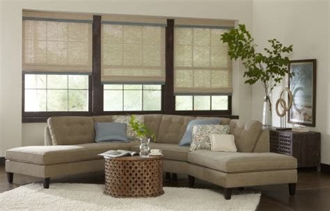 woven wood shades lafayette woven wood blinds