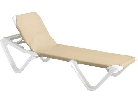 chaise solde grosfillex nautical sling adjustable chaise sold in 2