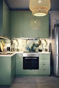 Kleine Küchenzeile Ikea : 47 besten kleine k chen viel platz auf kleinem raum ~ Michelbontemps.com Haus und Dekorationen