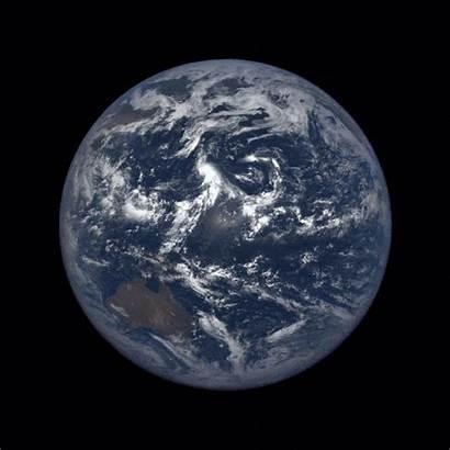 Earth Rotation Planet Gifs Globe Giphy โลก