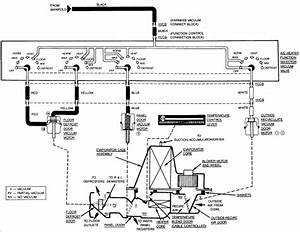 1989 F150  Inline  Vacuum Lines  Diagram  The Hood As Far As What Goes
