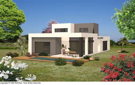 constructeur maison contemporaine perpignan maison moderne