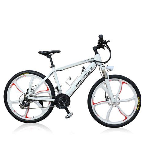 26 Inch Magnesium Alloy Wheel Mountain Electric Bike Buy
