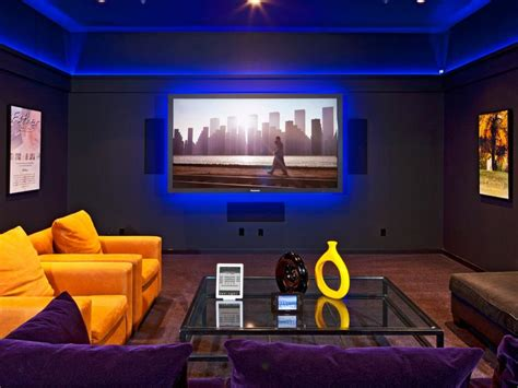 Steps To The Perfect Media Room
